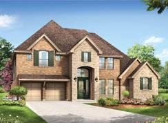 Sapphire - Fulbrook on Fulshear Creek: Fulshear, Texas - Empire Communities