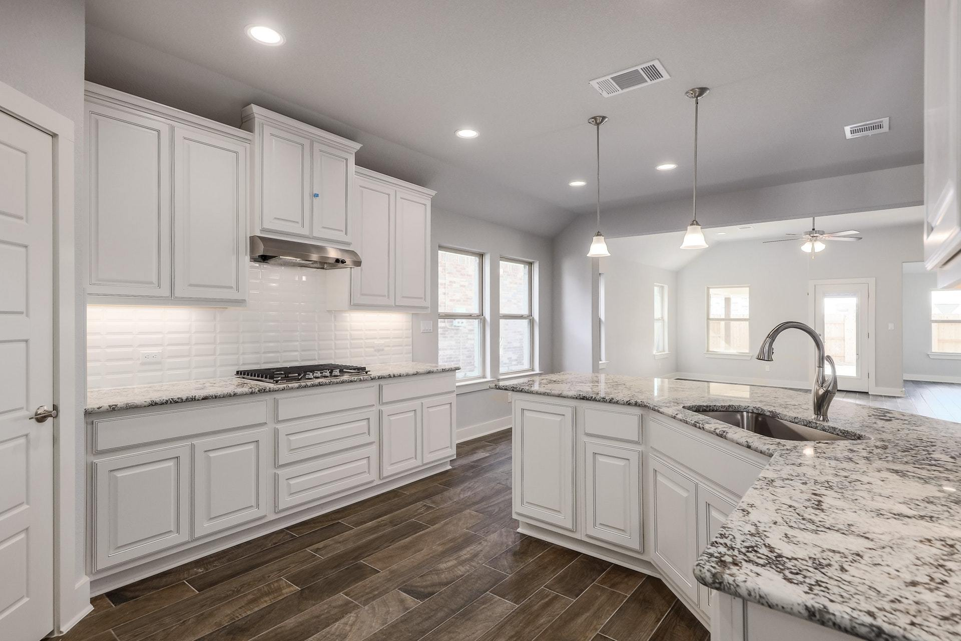 Kitchen featured in the Georgetown By Empire Communities in Austin, TX