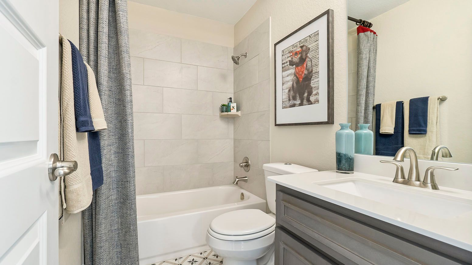 Bathroom featured in the Rollingwood By Empire Communities in San Antonio, TX