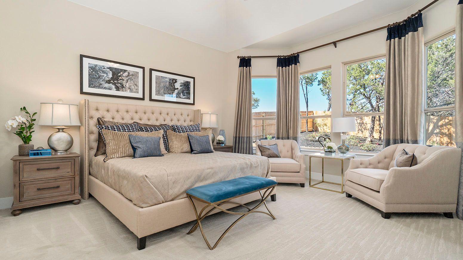 Bedroom featured in the San Saba By Empire Communities in San Antonio, TX