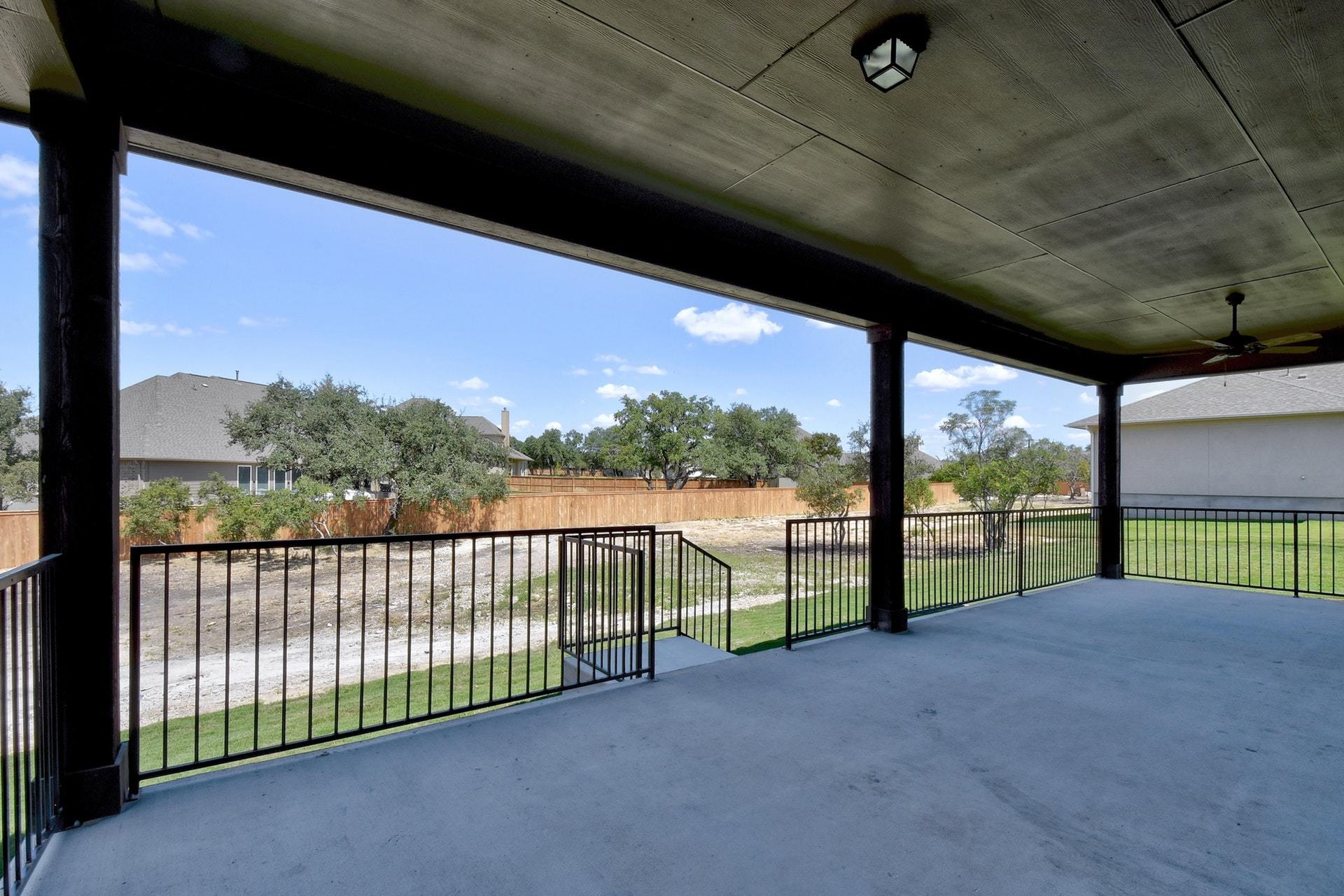 Exterior featured in the McAllister By Empire Communities in San Antonio, TX