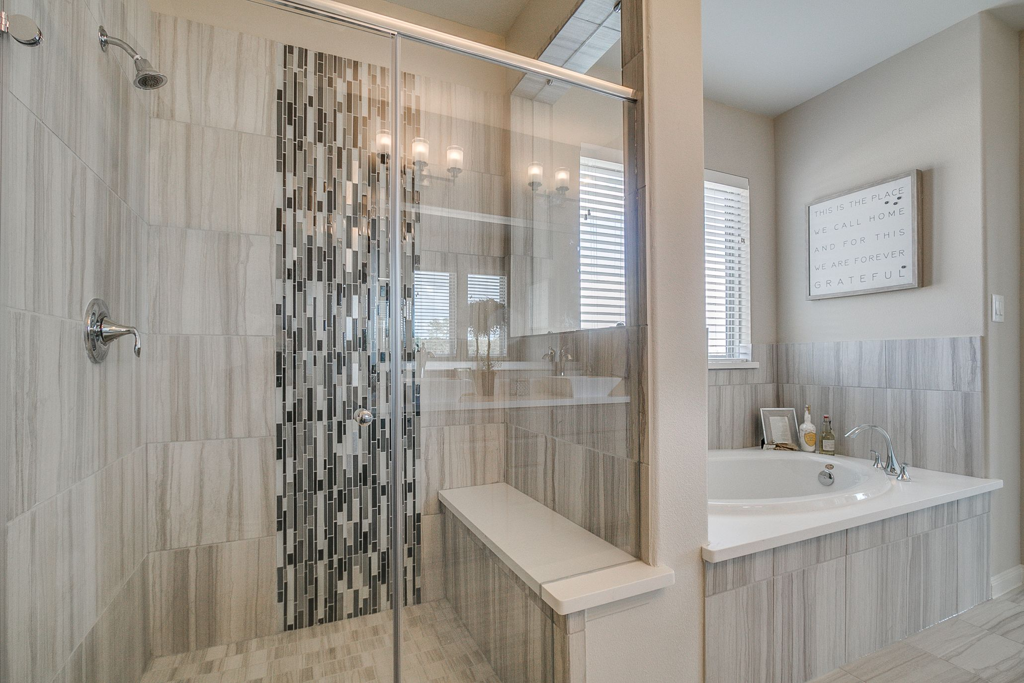 Bathroom featured in the Loretto By Empire Communities in Houston, TX