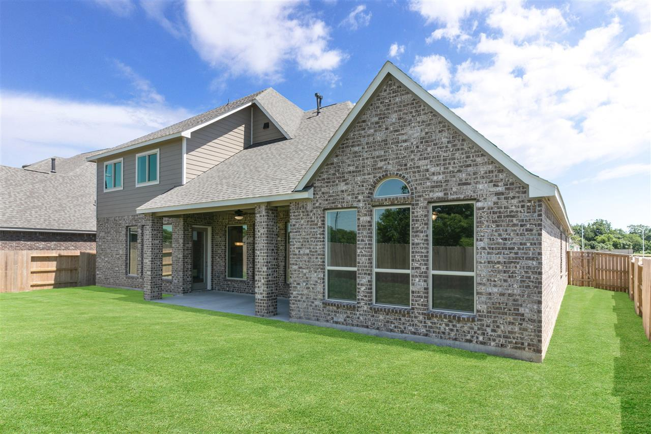 Exterior featured in the Cobalt By Empire Communities in Houston, TX