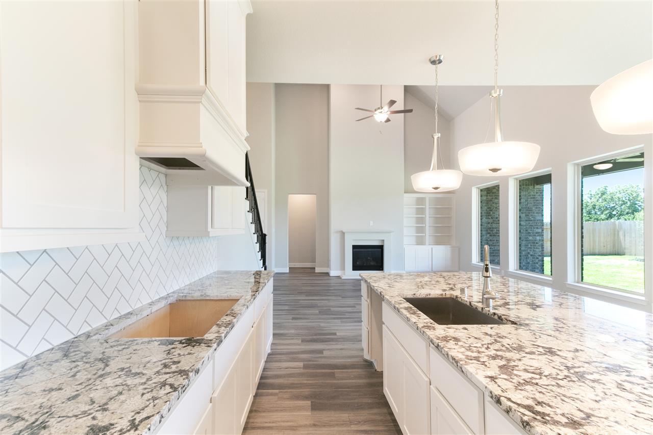 Kitchen featured in the Cobalt By Empire Communities in Houston, TX