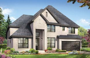 Pinto - Newport Lake Estates: Manvel, Texas - Empire Communities