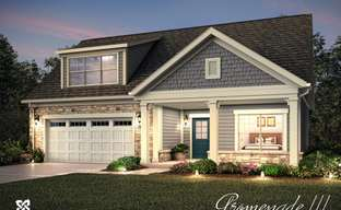 The Courtyards at Clear Creek by Epcon Communities in Columbus Ohio