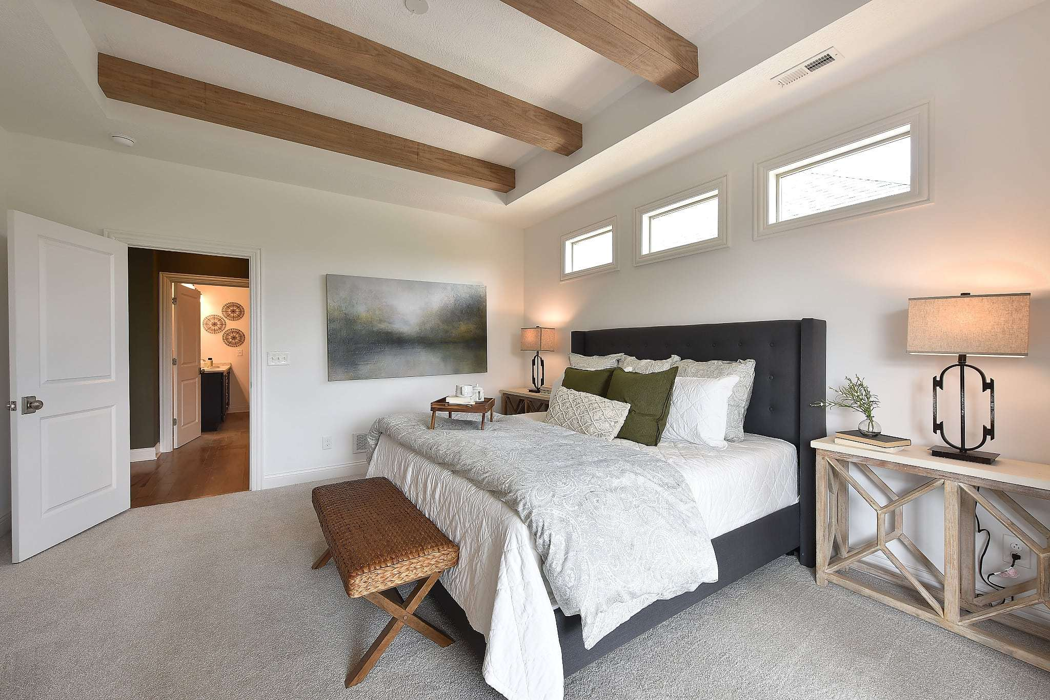 Bedroom featured in the Torino By Epcon Communities in Columbus, OH