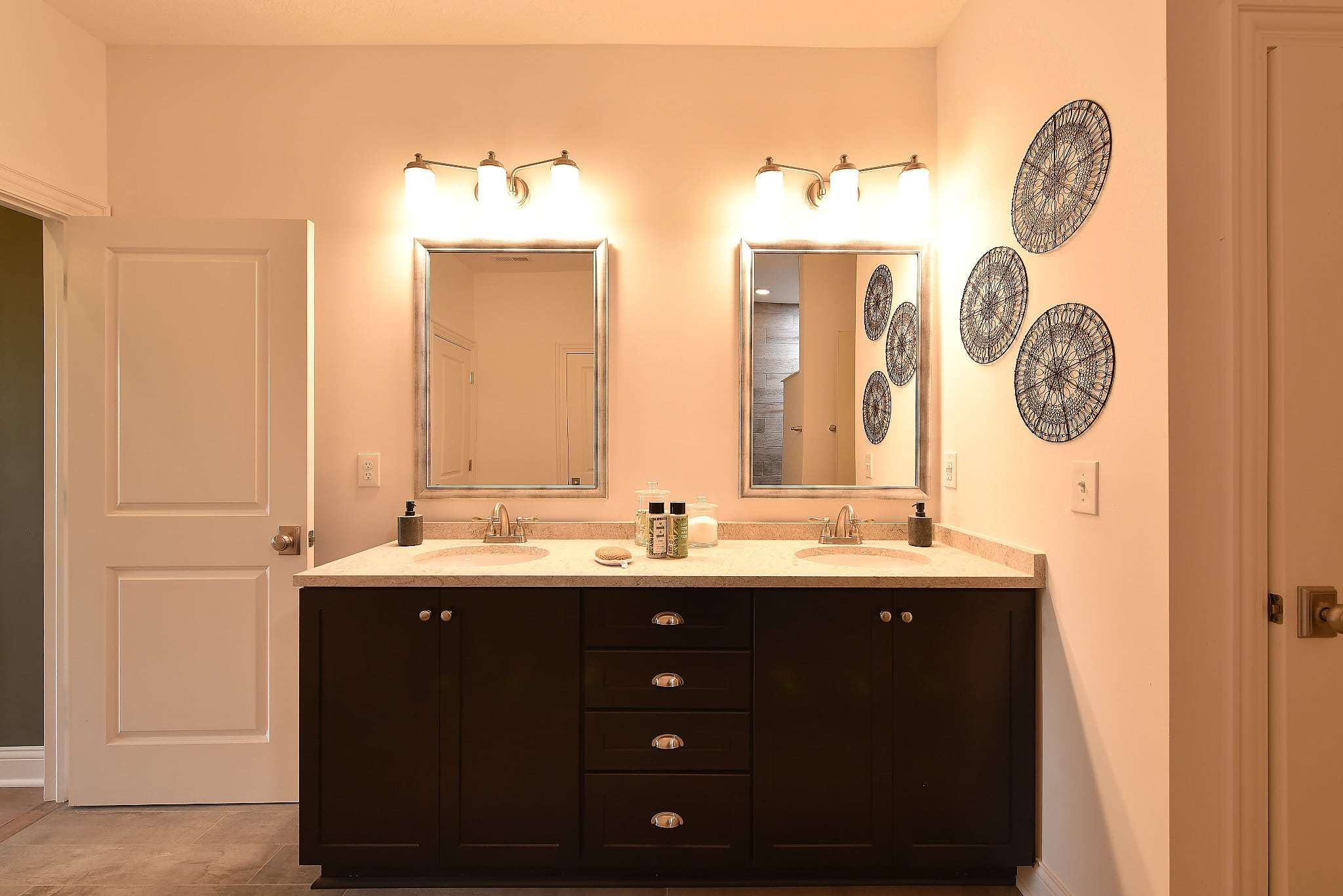 Bathroom featured in the Torino By Epcon Communities in Columbus, OH
