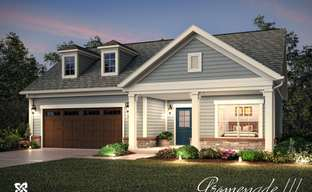 The Courtyards at Beulah Park by Epcon Communities in Columbus Ohio