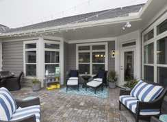Palazzo - The Courtyards at New Albany: New Albany, Ohio - Epcon Communities