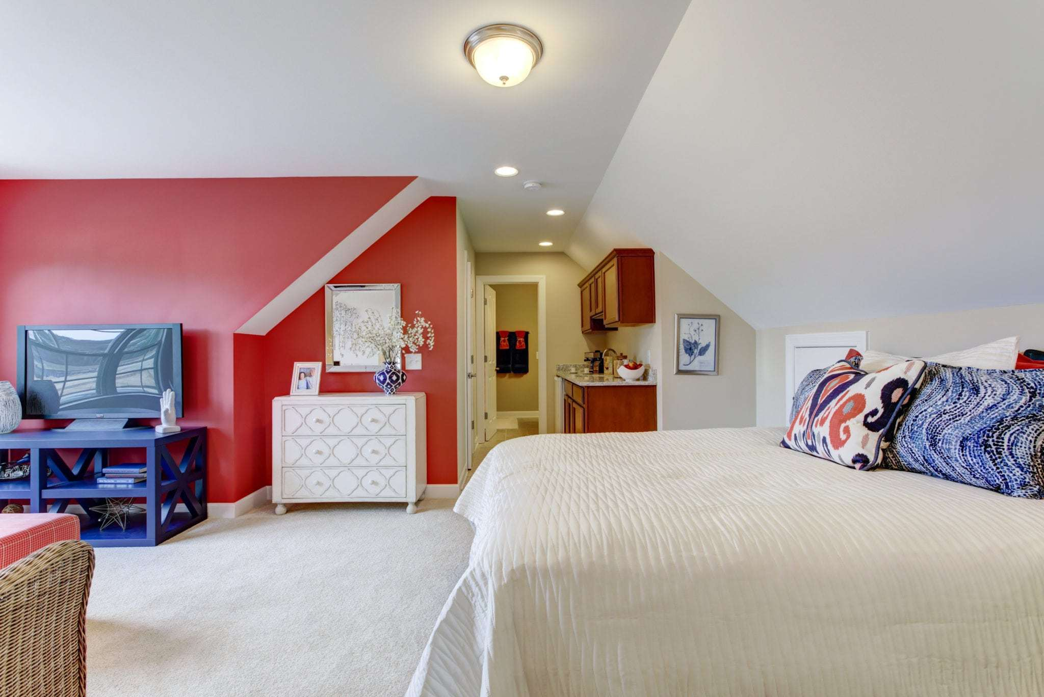 Bedroom featured in the Palazzo By Epcon Communities in Columbus, OH