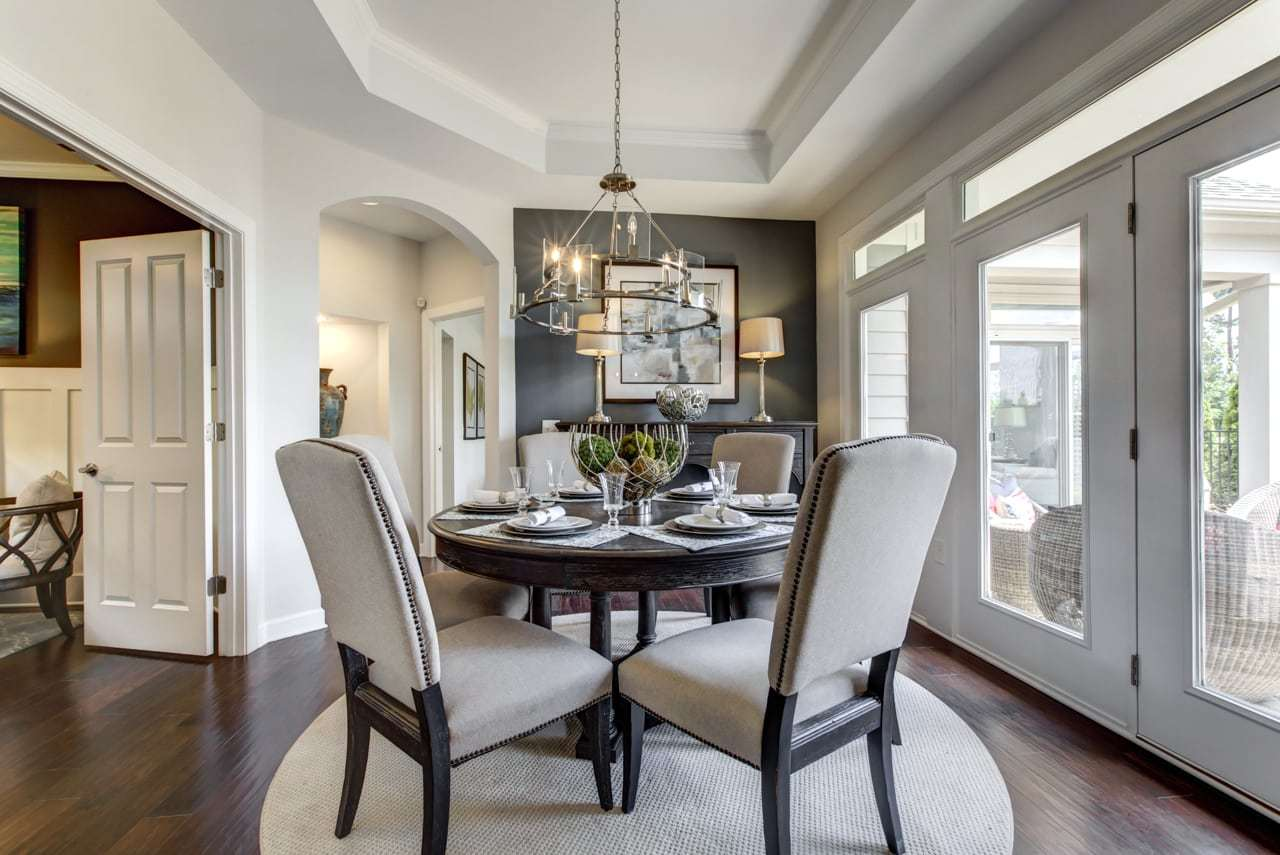Living Area featured in the Portico By Epcon Communities in Columbus, OH