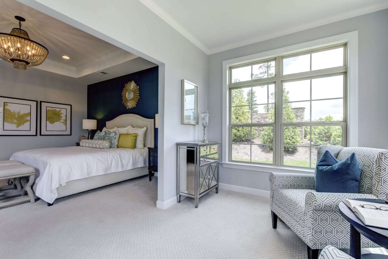 Bedroom featured in the Portico By Epcon Communities in Columbus, OH