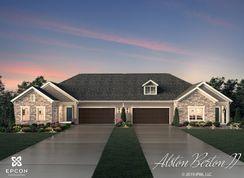 Berton - The Courtyards on Hyatts: Powell, Ohio - Epcon Communities