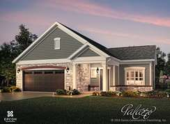 Palazzo - The Courtyards at Beulah Park: Grove City, Ohio - Epcon Communities
