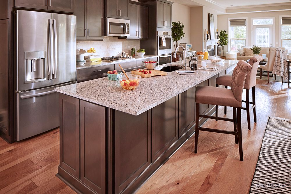 Kitchen featured in the Verona By Epcon Communities in Columbus, OH