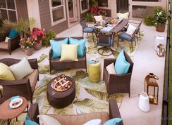 Verona - The Courtyards at Carr Farms: Hilliard, Ohio - Epcon Communities