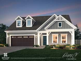Capri IV - The Courtyards at Clear Creek: Delaware, Ohio - Epcon Communities