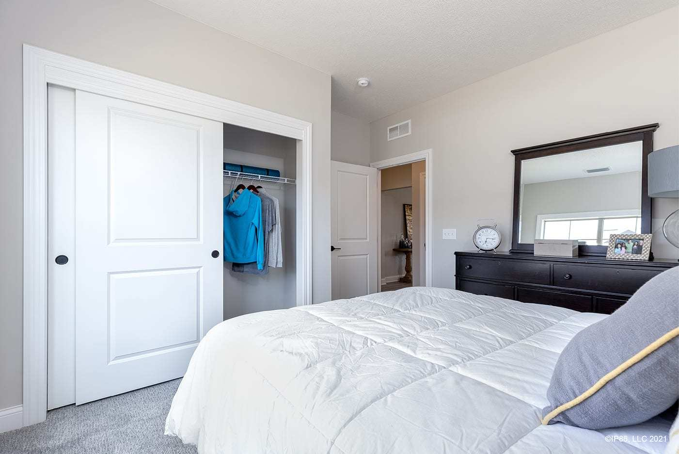 Bedroom featured in the Capri IV By Epcon Communities in Columbus, OH