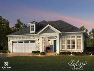 Palazzo - The Courtyards at Clear Creek: Delaware, Ohio - Epcon Communities