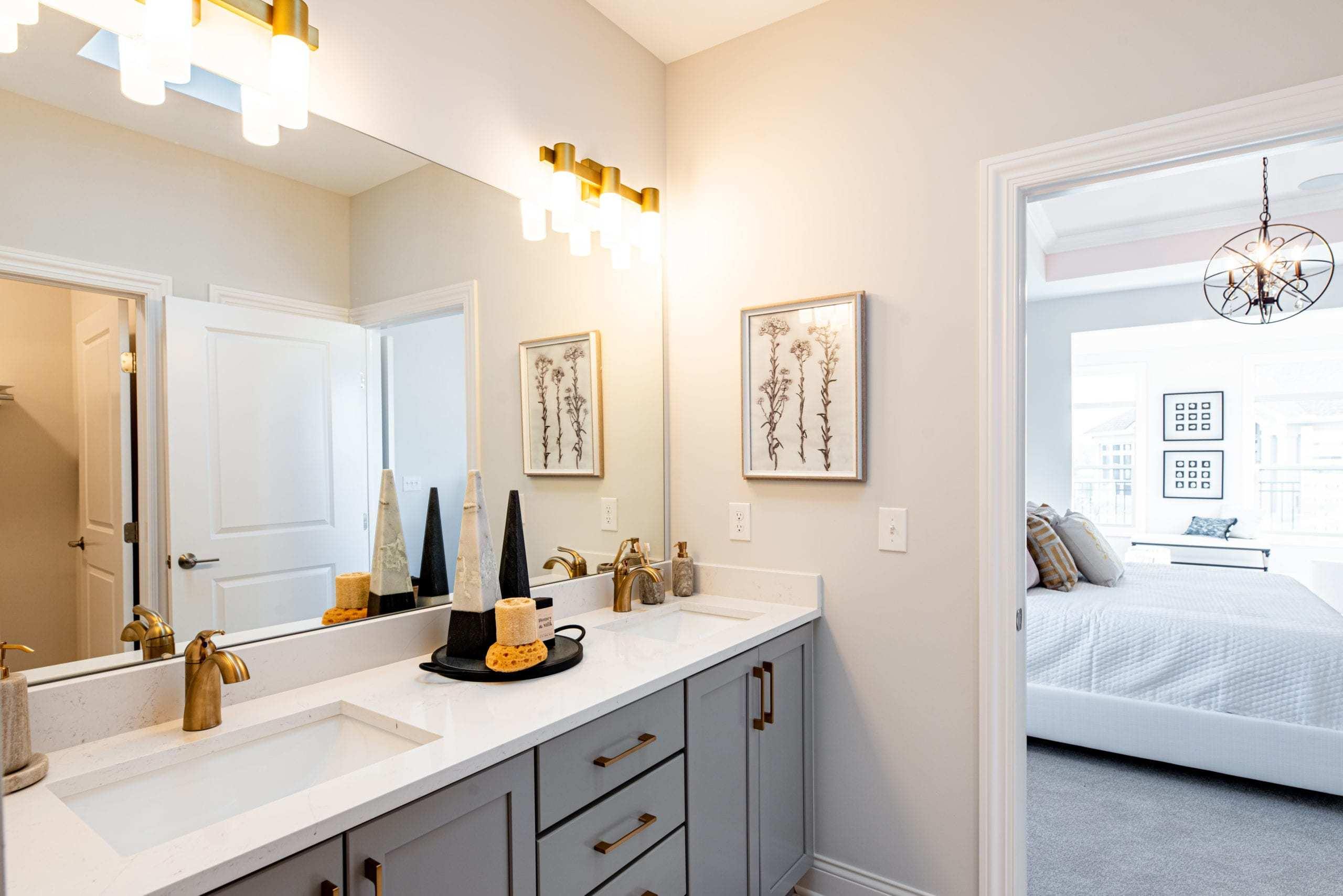 Bathroom featured in the Palazzo By Epcon Communities in Columbus, OH