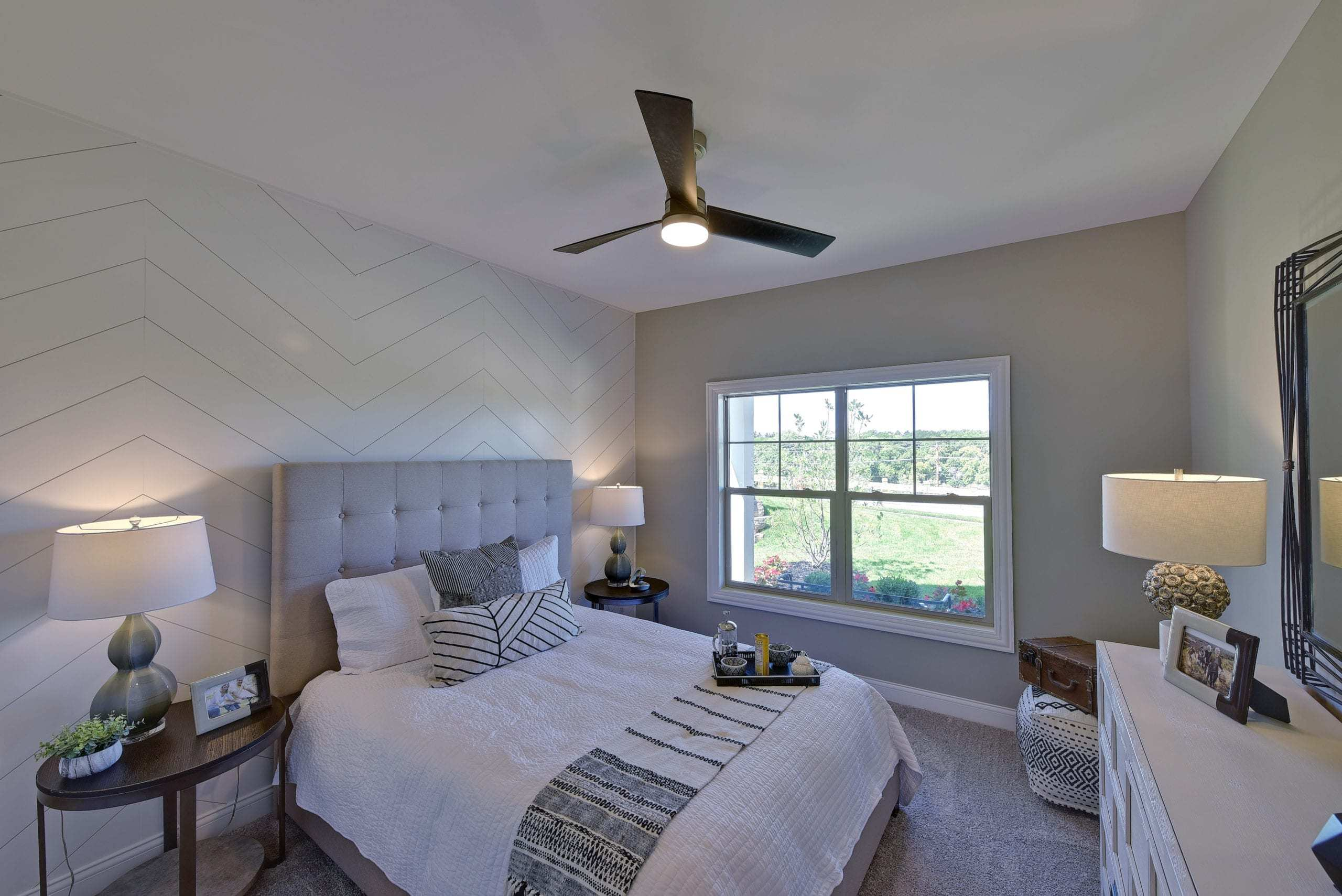 Bedroom featured in the Promenade III By Epcon Communities in Columbus, OH