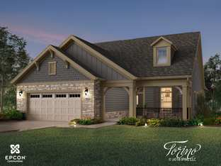 Torino II - The Courtyards at Clear Creek: Delaware, Ohio - Epcon Communities
