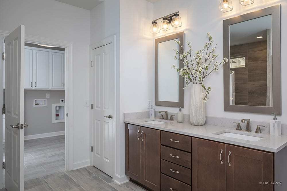 Bathroom featured in the Torino II By Epcon Communities in Columbus, OH