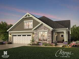 Verona - The Courtyards at Clear Creek: Delaware, Ohio - Epcon Communities