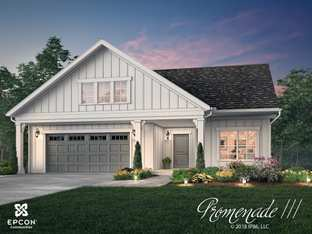Promenade III - The Courtyards at New Albany: New Albany, Ohio - Epcon Communities