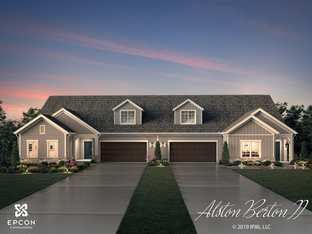Berton II - The Courtyards on Hyatts: Powell, Ohio - Epcon Communities