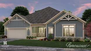 Provenance - The Courtyards at Carr Farms: Hilliard, Ohio - Epcon Communities