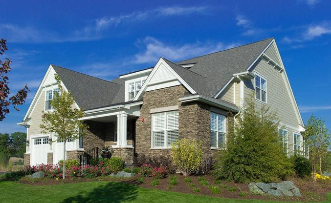 ER James Homes:Anets Woods of Northbrook