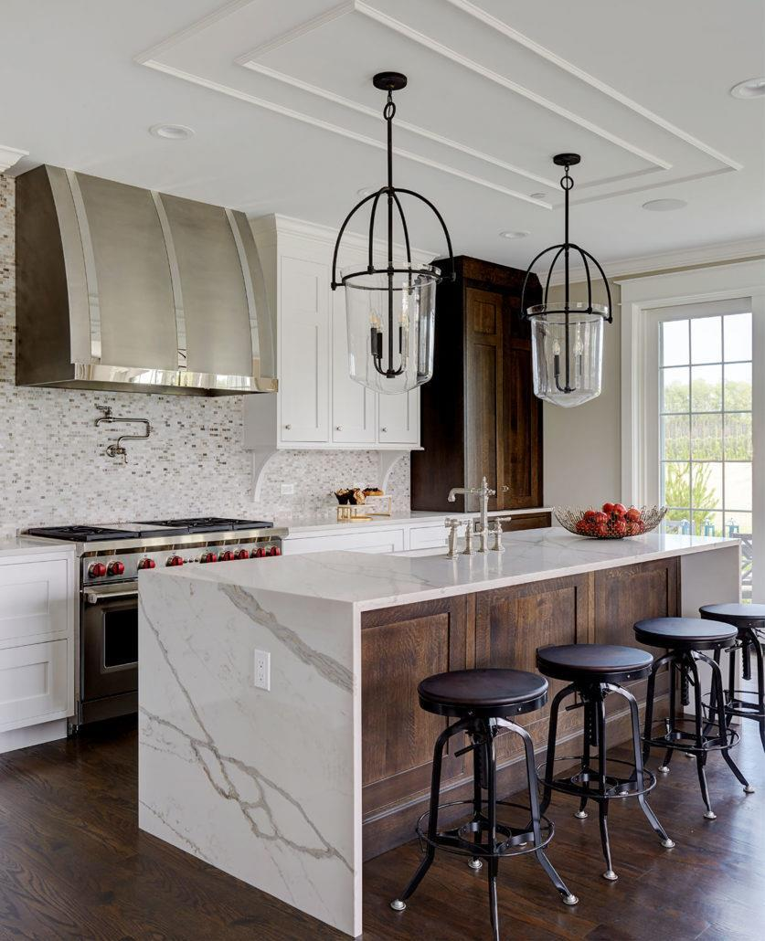 Kitchen featured in the New Haven By Edward James in Chicago, IL
