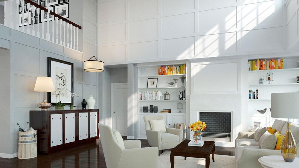 Living Area featured in the Torrington By Edward James in Chicago, IL