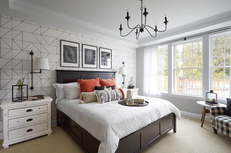 Bedroom featured in the Becket By Edward James in Chicago, IL