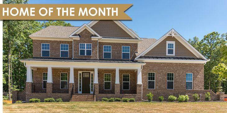 FoxCreek 4-3B:Home of the Month Elevation