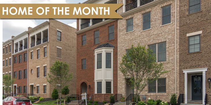 GreenGate 38O:Home of the Month Elevation