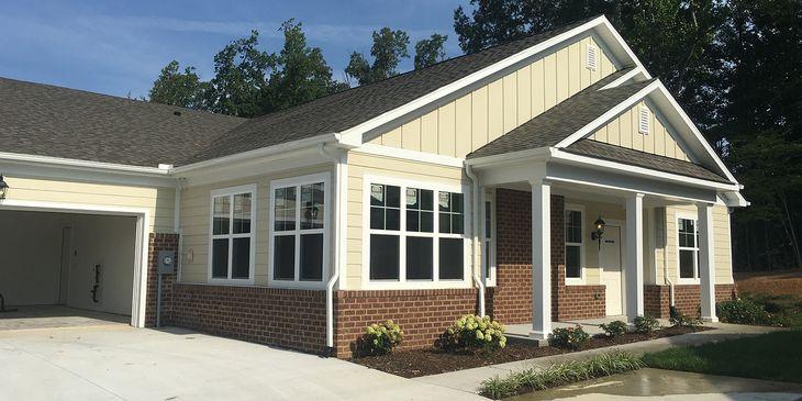 Villas at Dogwood 26C:Elevation