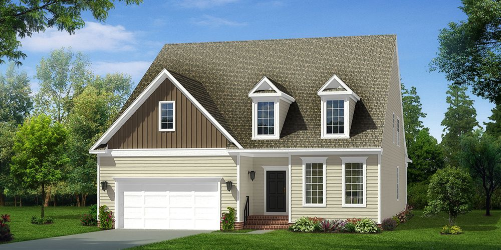 fulton home plan by eagle in centerpointe crossing