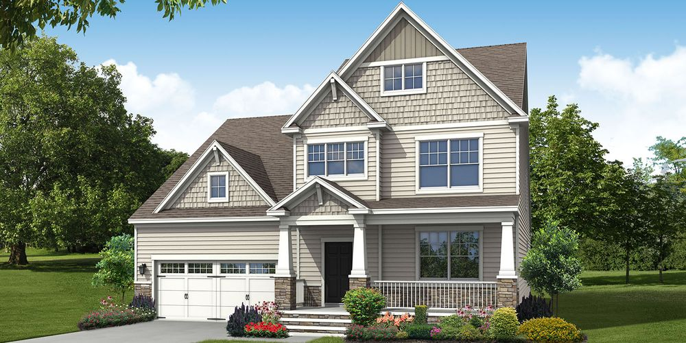 linden iii home plan by eagle in church road glen
