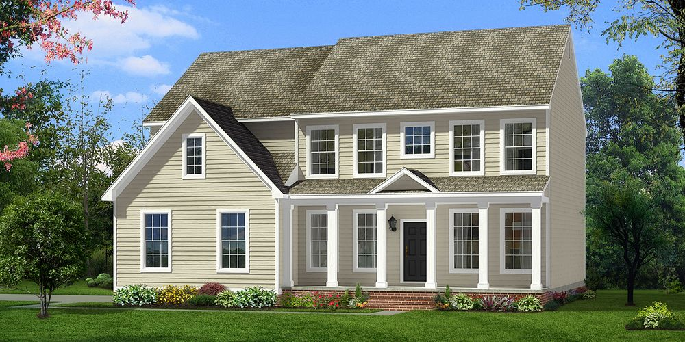 radford home plan by eagle in queensgate