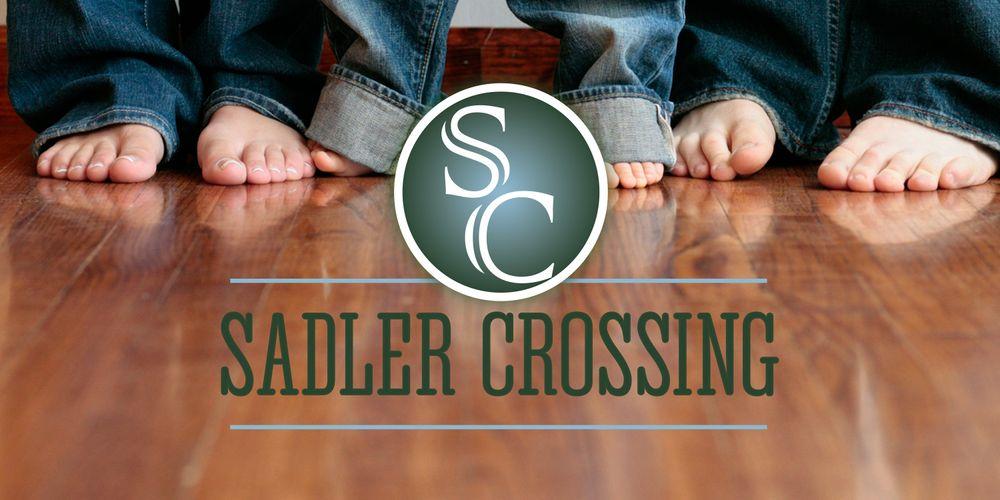 Sadler Crossing Welcome