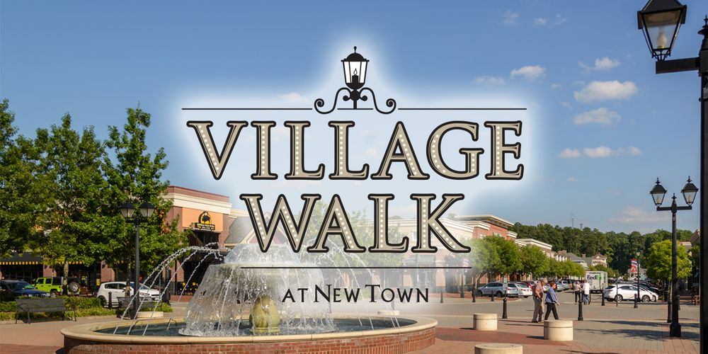 Village Walk Welcome