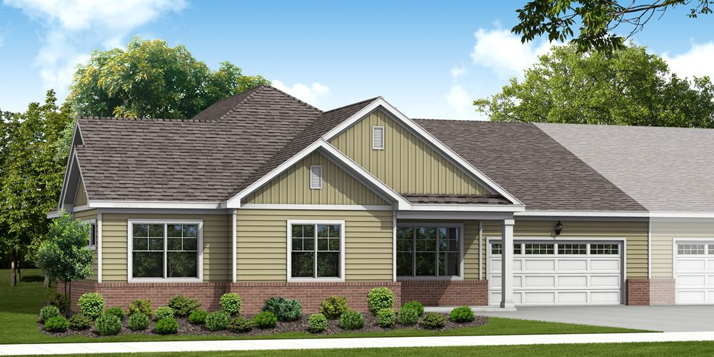 randolph home plan by eagle in first floor masters