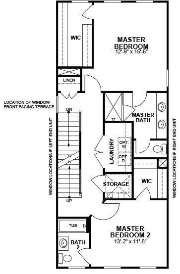 Rowland Third Floor