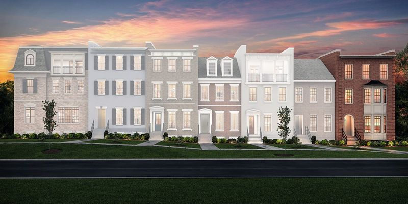 Attached Homes & Townhouse Plans - Richmond VA   Eagle