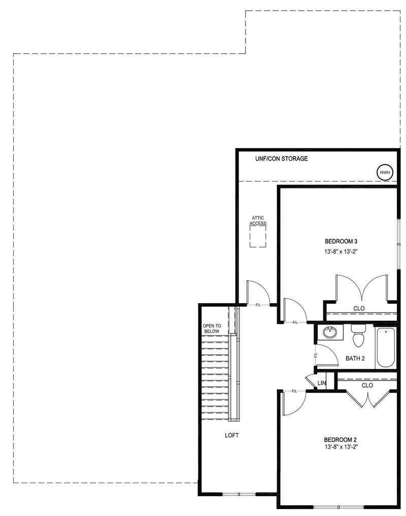 CL Linden III Second Floor