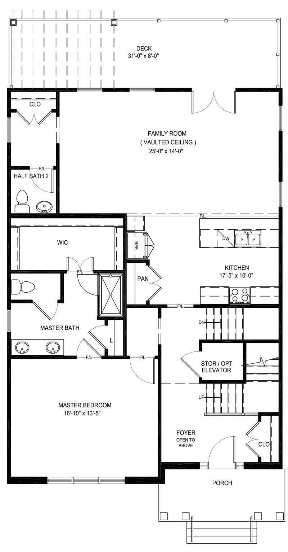 Bromley First Floor