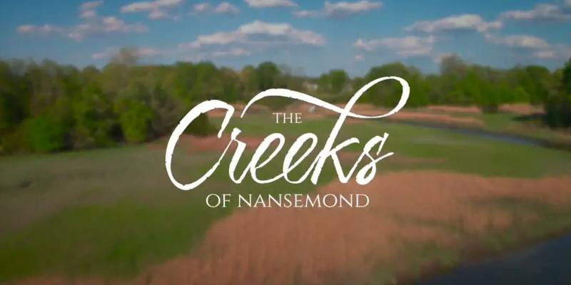 The Creeks of Nansemond